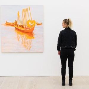 saatchi art's rebecca wilson discusses the unequal distribution between men and women in art