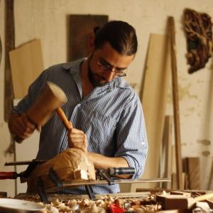 Saatchi Art Stefan Doru Moscu Work In Progress