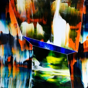 abstract painting by elyce abrams