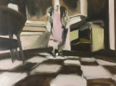 Saatchi Art Lisa Kotoulas Do Not Pick Up the Phone
