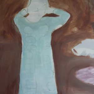 growth-jenny-lundgren-saatchi-art-figurative-blue-brown