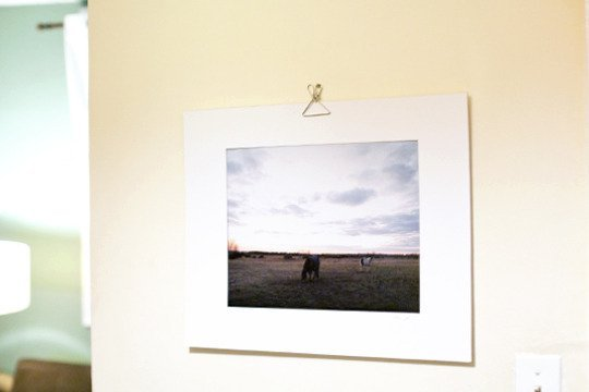 Ditching The Frame Is A Great Affordable Way To Display Original Artwork