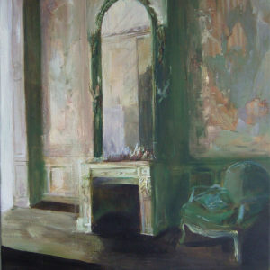 An-Interior-of-Paris-rupert-dixon-saatchi-art-figurative-painting