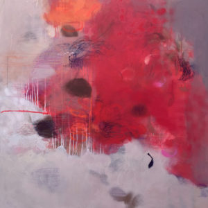 Ele-Pack-Lovesong-saatchi-art-red-abstract