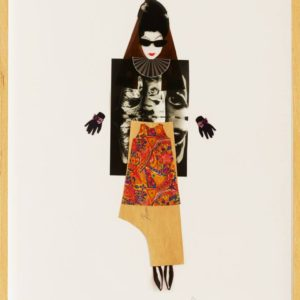 Fairy-God-Fashion-Mother-No.20-hormazd-narielwalla-saatchi-art-collage
