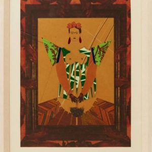 Frida-with-Wings-hormazd-narielwalla-saatchi-art-collage