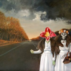 Hitchhikers Wendy Brusnick