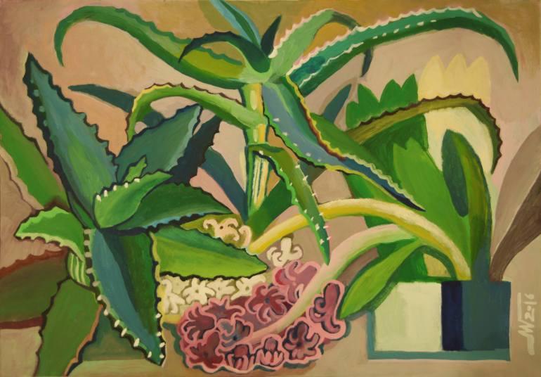 desert-saatchi-art-botanical-art-marina-gorkaeva