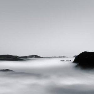 Above the morning fog Rudi Sebastian