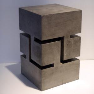 BF-12-5 Benoist-Van-Borren-saatchi-art-concrete-sculpture