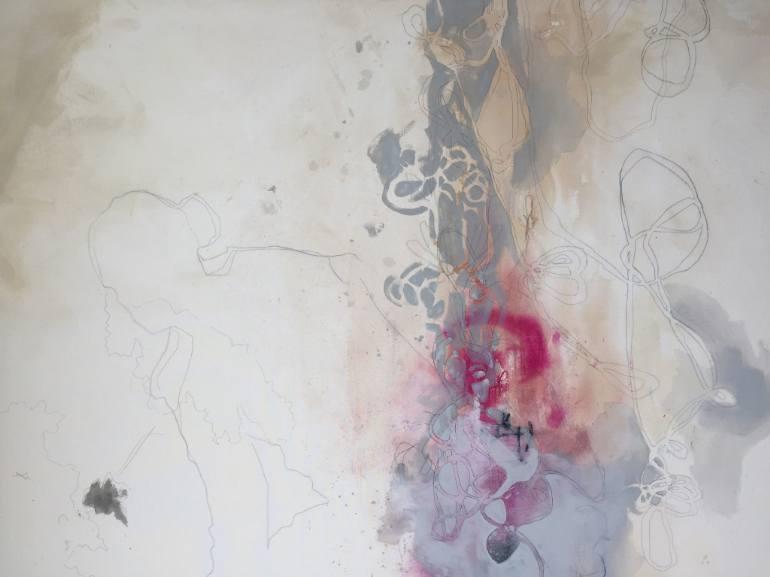 m-herrington-sleepy-bells-minimal-painting-saatchi-art