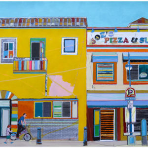 wondering-at-downtown-santa-cruz-fabio-coruzzi-saatchi-art-figurative-painting