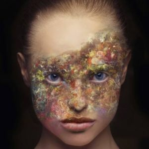 BLOOM FACE *New* XL edition Miss Aniela