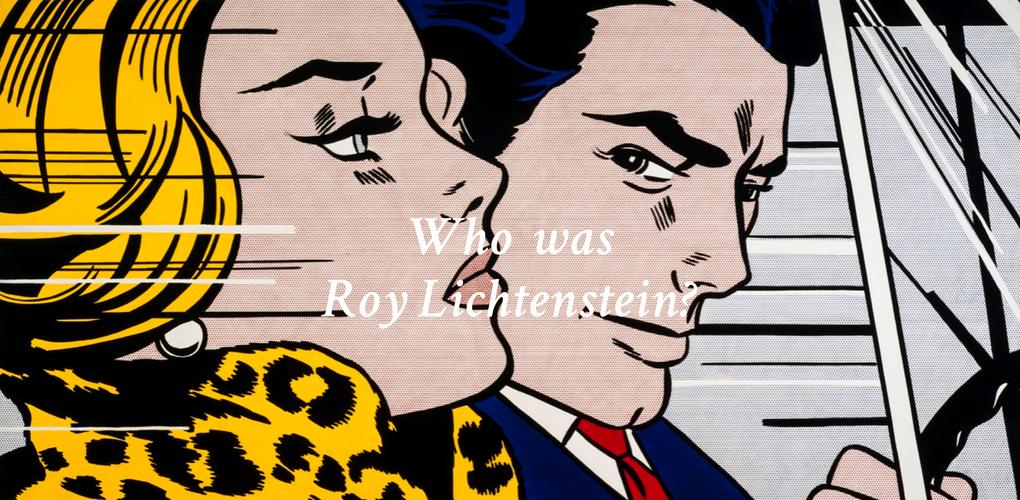 who was roy lichtenstein canvas a blog by saatchi art. Black Bedroom Furniture Sets. Home Design Ideas
