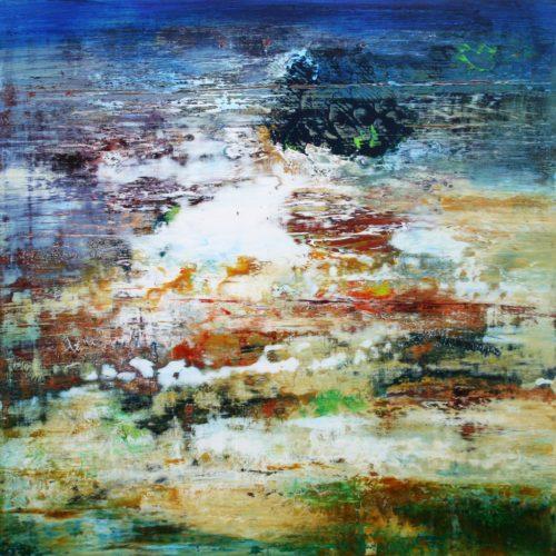 david-stanley-love-is-a-weedy-swim-2014acrylic-on-canvas-50-x-50-cm-1024x1024