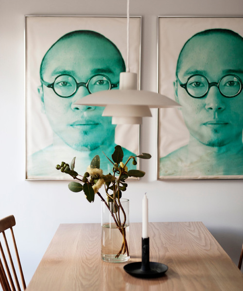 Portraiture 2: ANNA CARIN Design , original photo on Houzz
