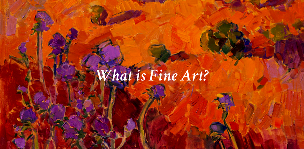 What is Fine Art?