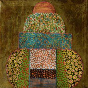 Silhouette (pyramid II) Gustavo Ortiz