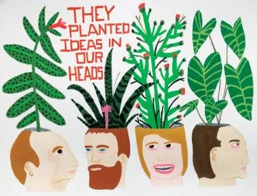 They Planted Ideas in Our Heads Kelly Puissegur
