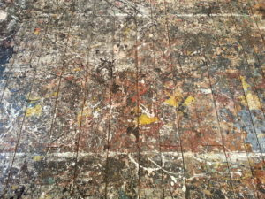 Art History 101: Inspired by Jackson Pollock: Meet 7 Saatchi Art Artists Who Also Paint On The Floor