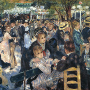 dance at the moulin galette renoir saatchi art