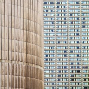 Toronto Concrete - Limited Edition 1 of 9 Photography, 60 H x 40 W x 0.3 in Matthew Farrar United States