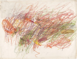 How Twombly Changed Abstract Expressionism