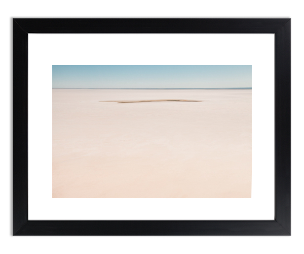 Island in Lake Eyre - Limited Edition 1 of 20 Bryce Thomas