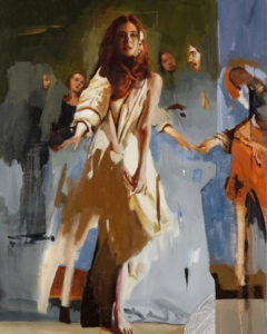 You can never go wrong with a figurative painting Feasthellip