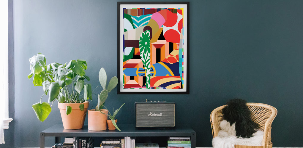How To Choose The Perfect Wall Color Complement Your Art Canvas A Blog By Saatchi