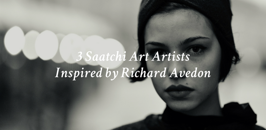Richard Avedons Legacy >> 3 Saatchi Art Artists Inspired By Richard Avedon Canvas A Blog By