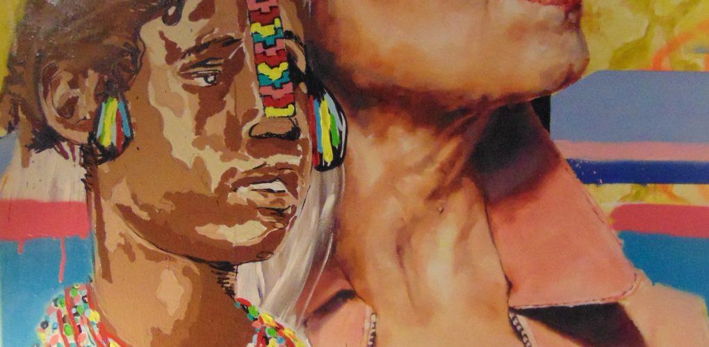 Los Angeles: Build Art, Not Walls with BournRich & Shana Wilson