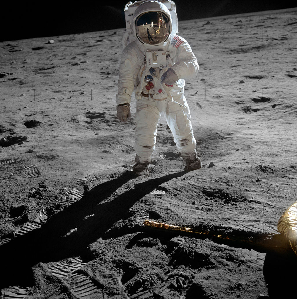 Out of this World: Andy Warhol's Moonwalk