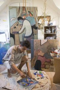 Curator's Pick: Rising Stars — Lee Simmonds
