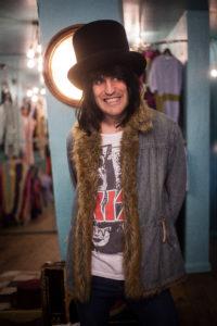 London: Announcing Noel Fielding as Guest Artist